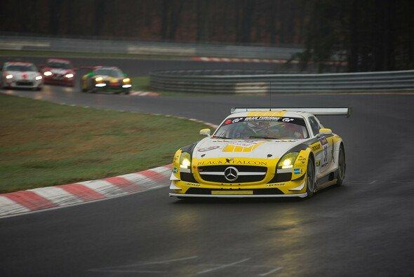 Christian Bracke nutzte das Rennen als Testlauf für die 24 Stunden auf dem Nürburgring