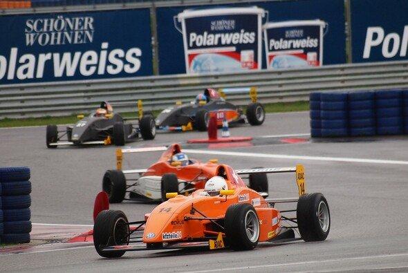 Giorgio Maggi fuhr in Oschersleben sein erstes Formel-Rennen