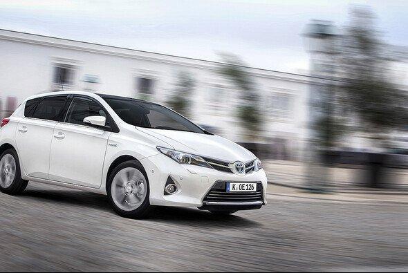 Die zweite Generation des Auris Hybrid wurde im Januar vorgestellt