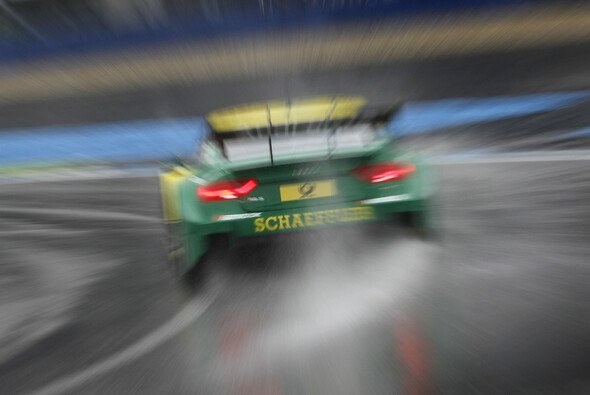 Mike Rockenfeller: Wohin geht die Reise in Brands Hatch? - Foto: Audi