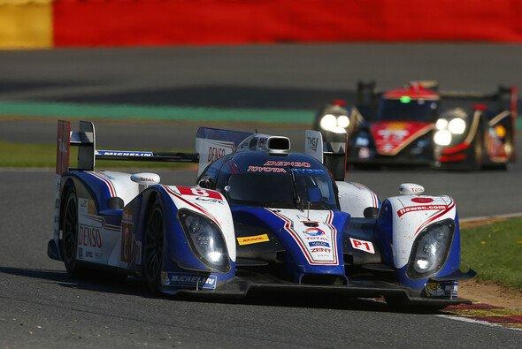Toyota hofft in den nächsten Saison auf ein konkurrenzfähigeres Auto