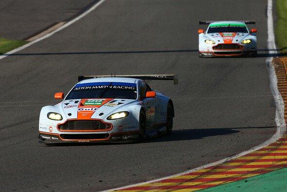 Aston Martin setzt im Jubiläumsjahr alles auf den Titel