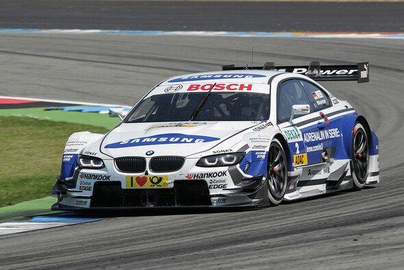 Dirk Werner fuhr auf Platz zwei