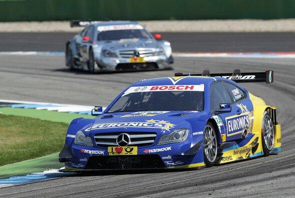Gary Paffett fuhr als bester Mercedes-Pilot nur auf Platz 12 - Foto: RACE-PRESS