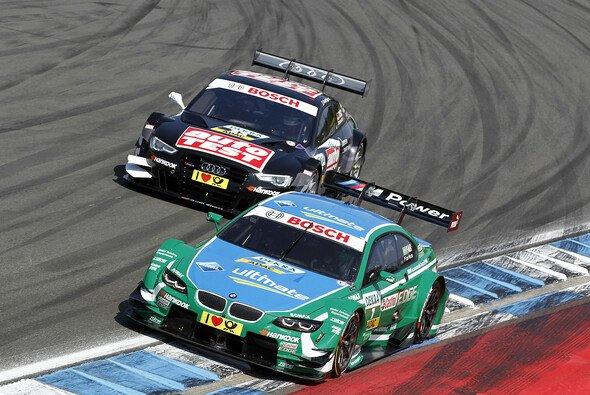 Wer fährt die schnellste Runde in Brands Hatch? - Foto: DTM