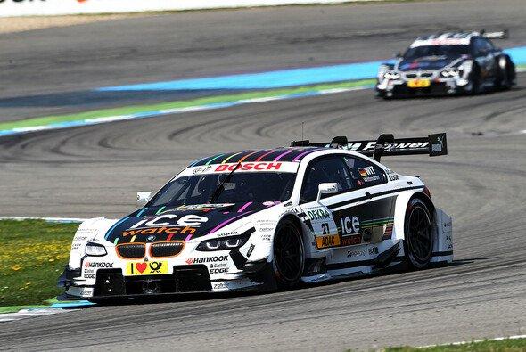 Marco Wittmann hat in seiner jungen DTM-Karriere bereits mehrere Bestzeiten erzielt - Foto: BMW AG