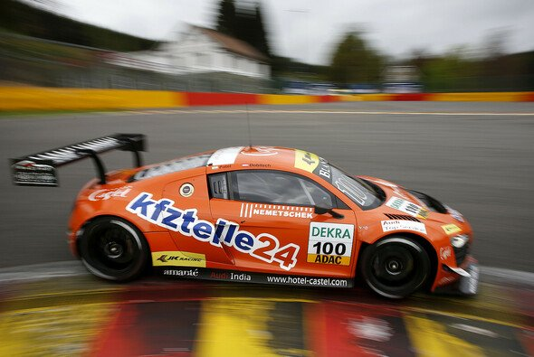 MS Racing reiste ohne Punkte aus Belgien ab - Foto: ADAC GT Masters