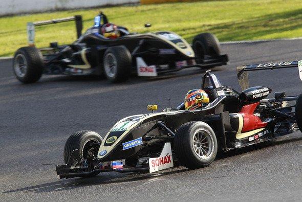 Lotus gewann 2013 mit Marvin Kirchhöfer überlegen den Fahrer-Titel