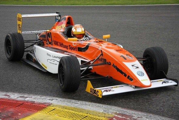 Jason Kremer gewinnt in Spa-Francorchamps