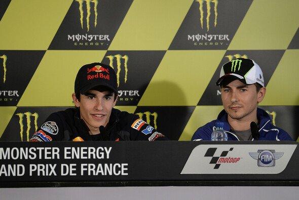 Marquez und Lorenzo waren die überragenden Piloten der Saison 2013