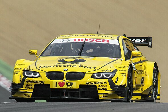 Timo Glock startet als 10. mit den Standard-Reifen