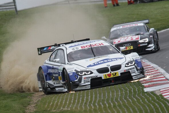 Dirk Werner war ein wenig neben der Spur - Foto: RACE-PRESS