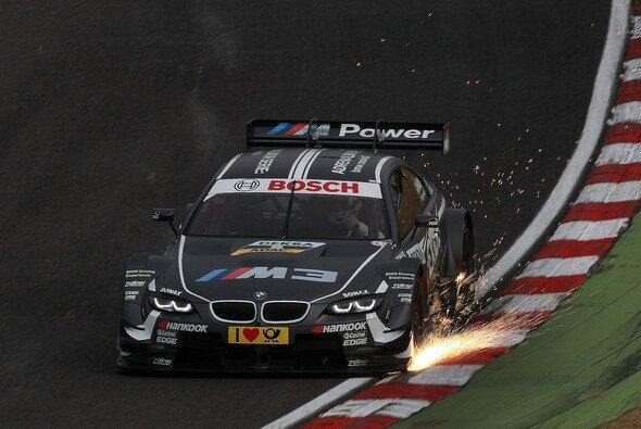 Joey Hand: Platz 5 als bestes Ergebnis seiner DTM-Karriere - Foto: BMW AG