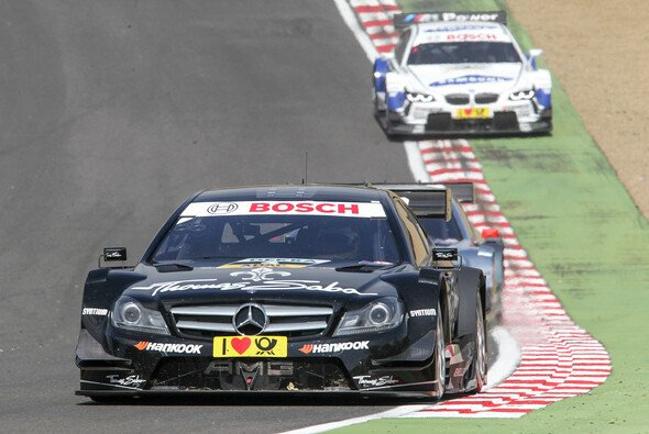 Roberto Merhi machte in Brands Hatch keine neuen Freunde - Foto: RACE-PRESS