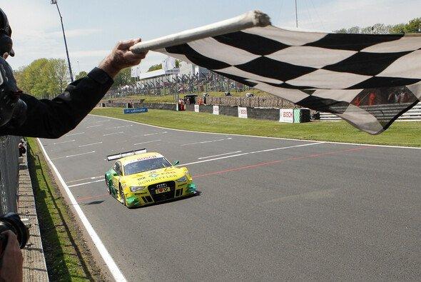 Zweiter DTM-Sieg für Mike Rockenfeller - Foto: RACE-PRESS