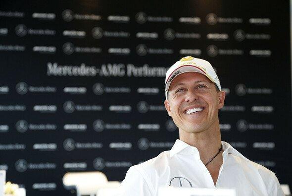 Michael Schumacher befindet sich nach seinem Ski-Unfall weiter in der Aufwachphase