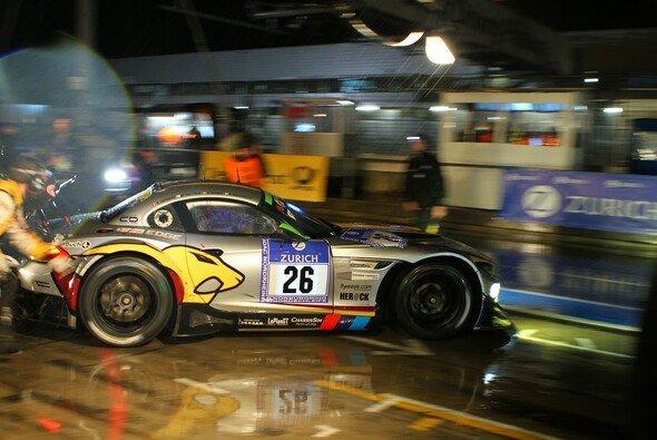 BMW liegt zur Zeit des Abbruchs auf aussichtsreichen Positionen - Foto: Patrick Funk
