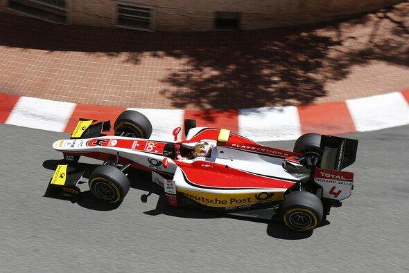 Daniel Abt erlebte in Monaco ein verkorkstes Wochenende