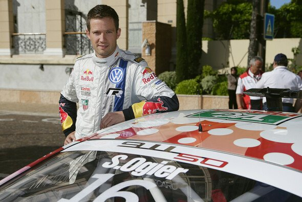 Sebastien Ogier gibt wieder im Porsche Supercup Gas