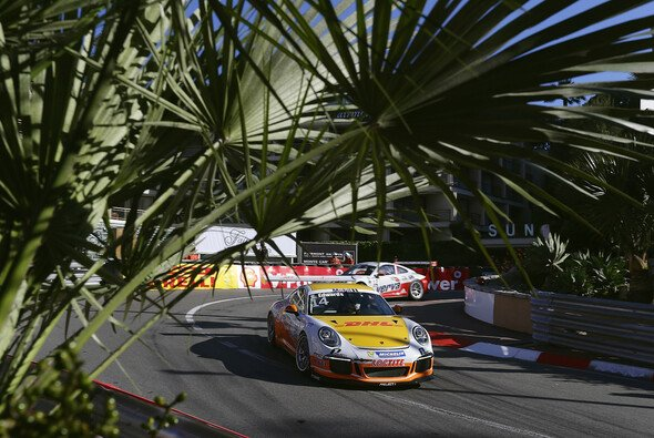 Sean Edwards holte sich in Monaco die Pole-Position