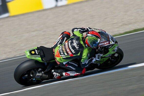 Mr. Superpole schlägt wieder zu - Foto: Kawasaki Racing Team