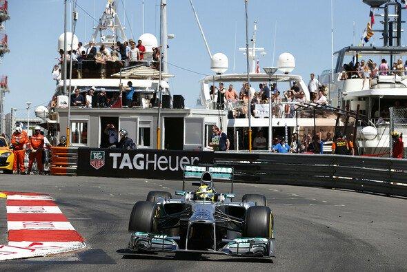 Im Vorjahr sicherte sich Nico Rosberg in Monaco den ersten von zwei Saisonsiegen
