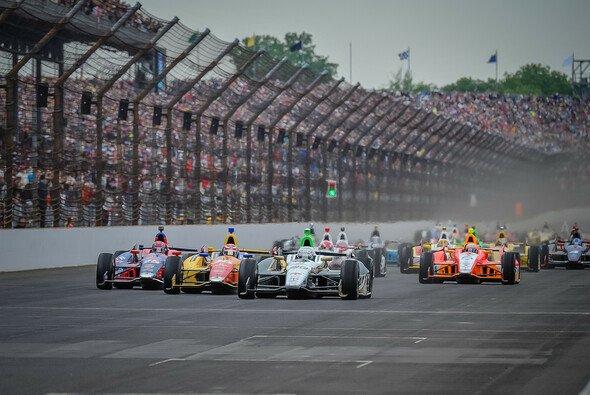Jacques Villeneuve startet dieses Jahr wieder beim Indy 500