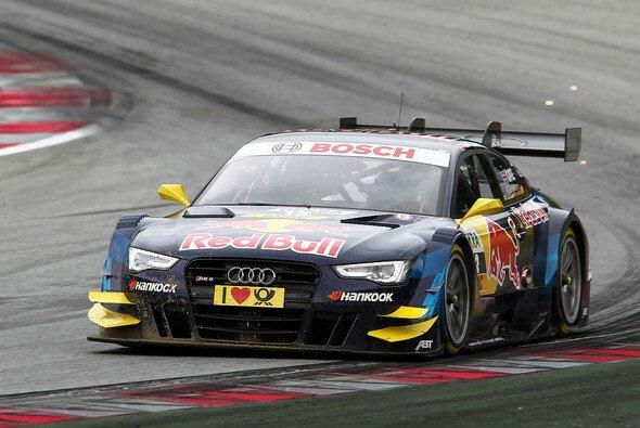 Jamie Green rast zur ersten Bestzeit am Lausitzring
