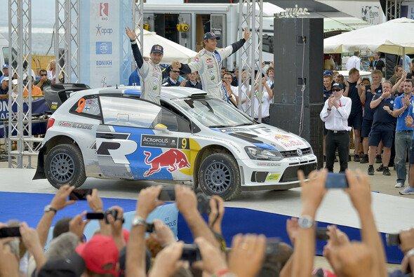 Rallye Deutschland ohne Andreas Mikkelsen und seinen Beifahrer Mikko Markkula.