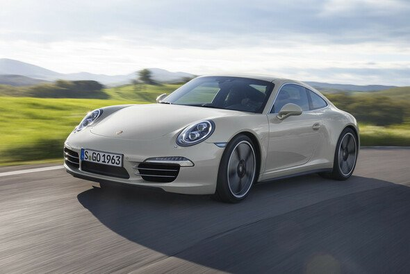 Porsche feiert dem Elfer - Foto: Porsche