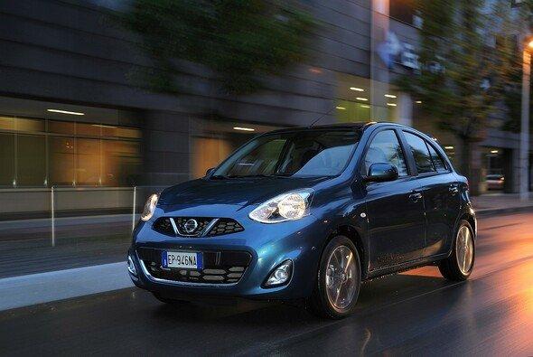 Der neue Nissan Micra rollt ab September zu den Händlern - Foto: Nissan