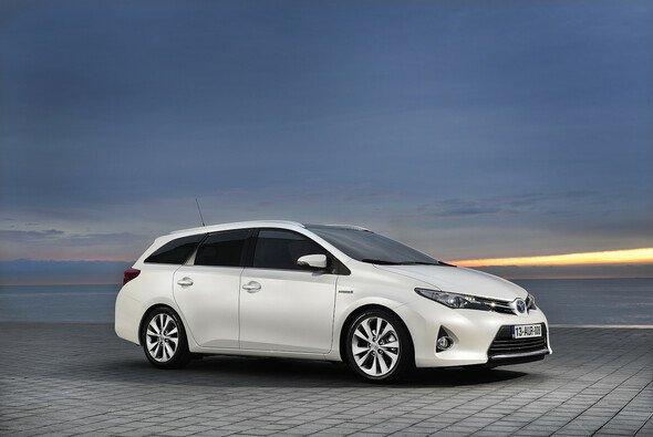 Die Produktion des neuen Wagens startet - Foto: Toyota