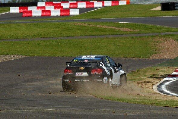 Michel Nykjaer siegte im zweiten Rennen