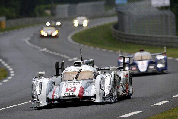 Tom Kristensen fühlt sich bei Audi wohl - ein Wechsel daher ausgeschlossen