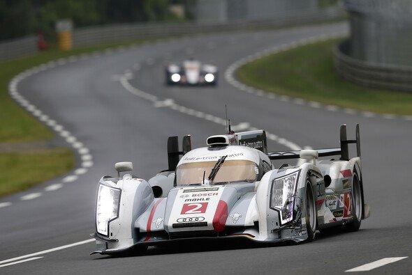 Audi war beim Le-Mans-Test dominierend