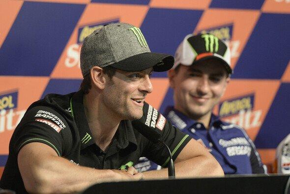 Sind Crutchlow und Lorenzo schon 2015 Ducati-Kollegen?