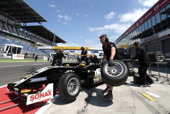 Marvin Kirchhöfer führt die Gesamtwertung in seinem F1-Rookiejahr deutlich an
