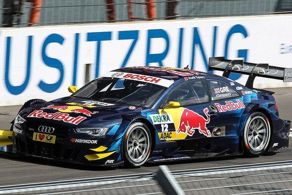 Für Jamie Green lief es endlich nach Wunsch - Foto: RACE-PRESS