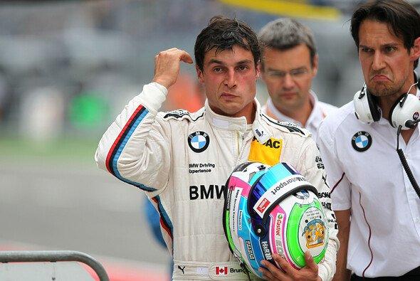 Bruno Spengler war mit Mattias Ekströms Manöver nicht zufrieden - die Rennleitung nicht mit seiner Reaktion - Foto: RACE-PRESS