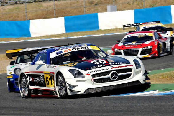 Seyffarth Motorsport siegte in Jerez