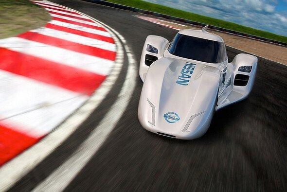 Der Nissan ZEOD ist gleichzeitig technisches Neuland und Generalprobe für die LMP1 - Foto: Nissan