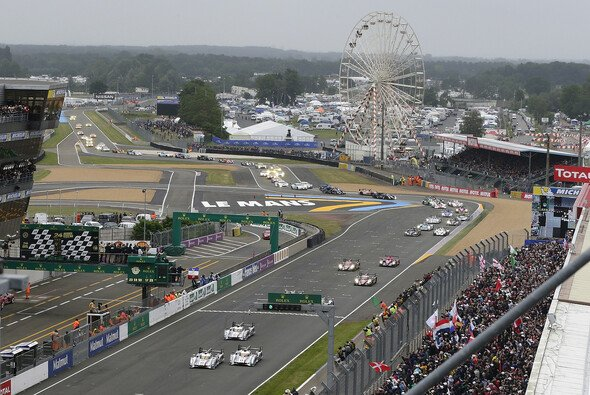 In Le Mans gilt künftig bei Unfällen Tempo 60