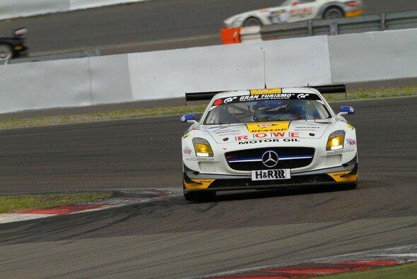 Rowe Racing belegte die Positionen sechs und acht