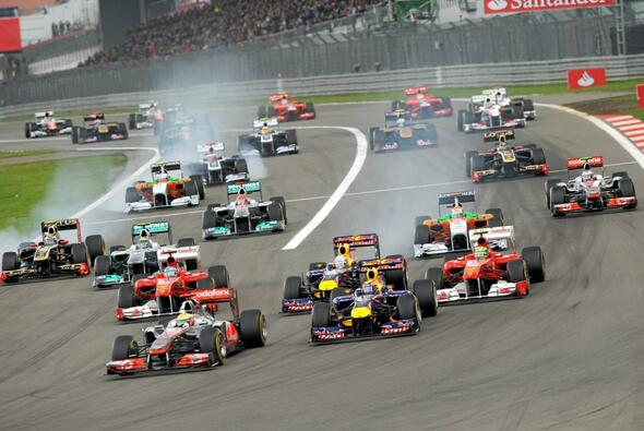 Die Zukunft des Nürburgrings ist nach wie vor unklar.