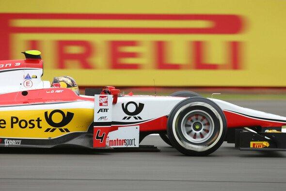 Auch für Daniel Abt stand das Wochenende ganz im Zeichen des Pirelli-Chaos der F1 in Silverstone