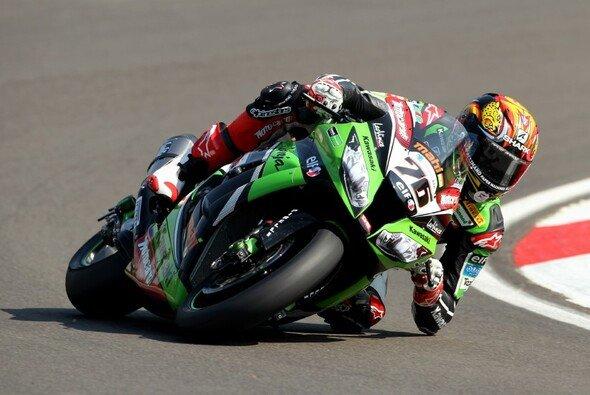 Loris Baz holte das Beste aus seinem Zustand heraus - Foto: Kawasaki Racing Team