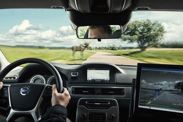 Bei Volvo wird Sicherheit groß geschrieben
