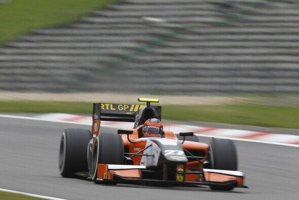 Daniel De Jong fährt 2014 seine zweite komplette GP2-Saison
