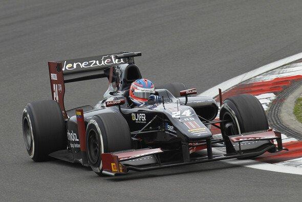 Rene Binder blieb in Monza ohne Punkte