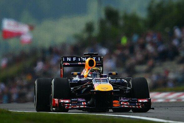 Sebastian Vettel siegt zum ersten Mal auf deutschem Boden - Foto: Red Bull